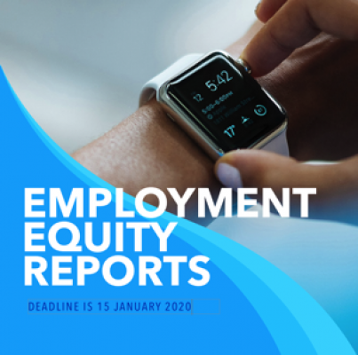 Online Employment Equity Reports Due 15 January2020
