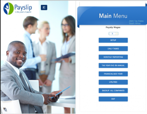Introducing MacPayslip, payroll software for Apple Mac computers